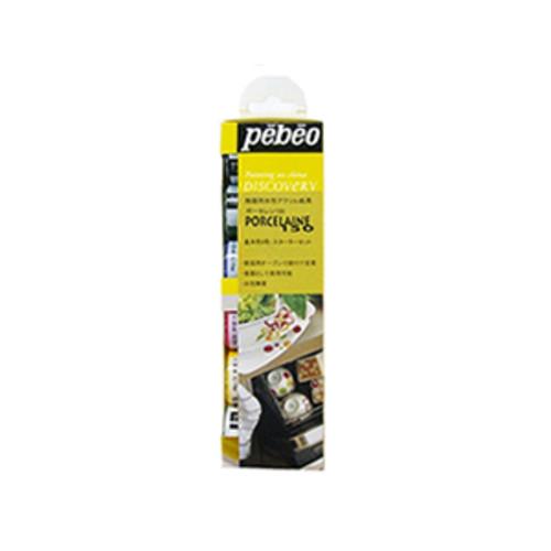 pebeo ポーセレン150 ディスカバリーセット 6×20ml