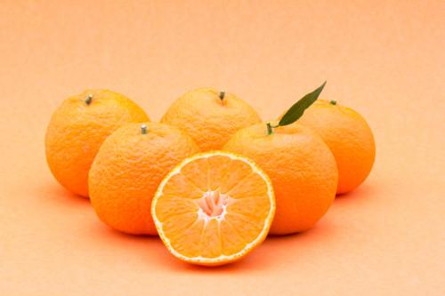 100%のオレンジジュースしか飲めず…