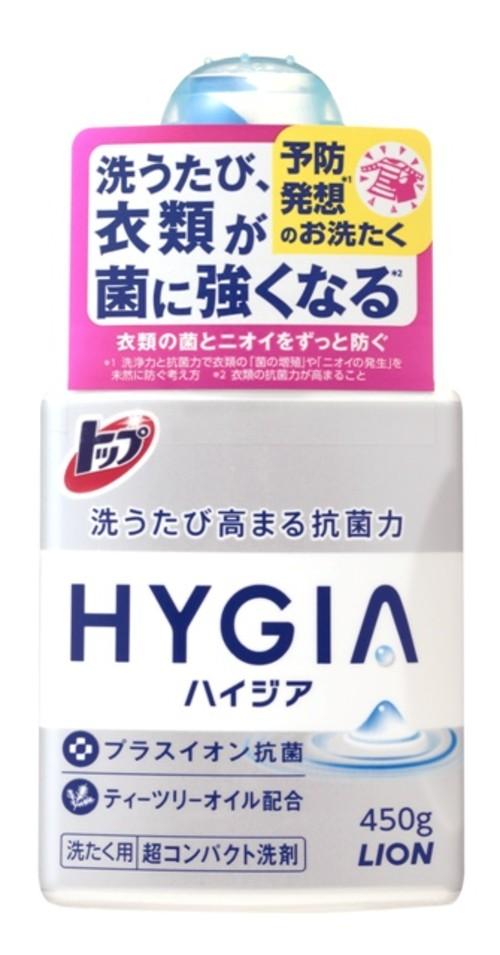 トップ HYGIA(ハイジア)450g