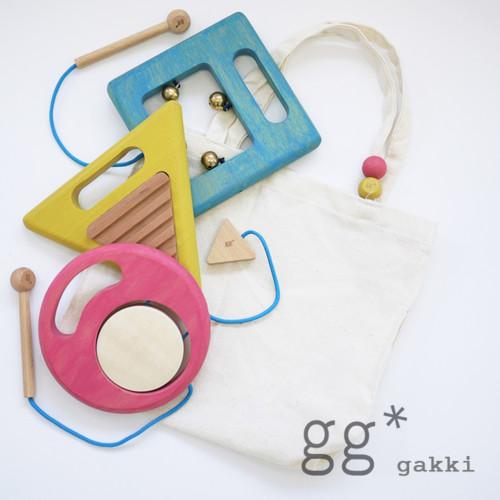 gg*(ジジ) gakki(ガッキ)