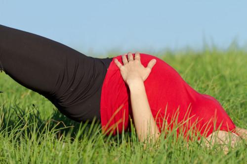 運動 妊婦