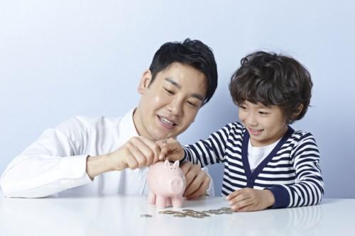 パパ 子供 お金