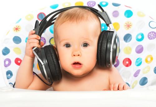 赤ちゃん 音楽