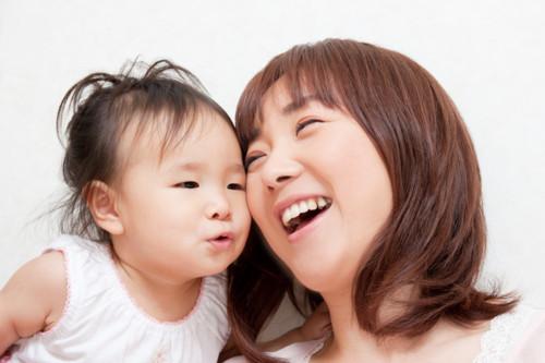 赤ちゃん ママ 愛しい