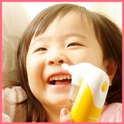 電動鼻水吸引器 SooSoo [ すーすー ] 赤ちゃんにやさしいネーザル アスピレーター