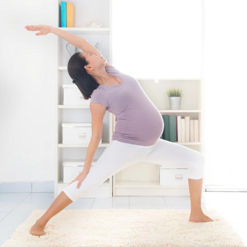 妊娠後期の妊婦におすすめのストレッチの種類と方法は?