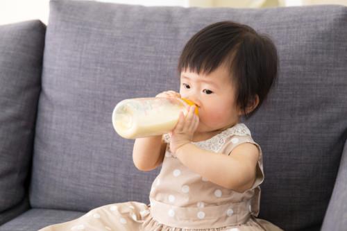 牛乳 赤ちゃん