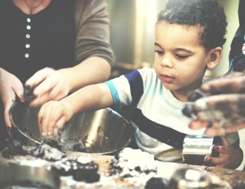 子供 調理