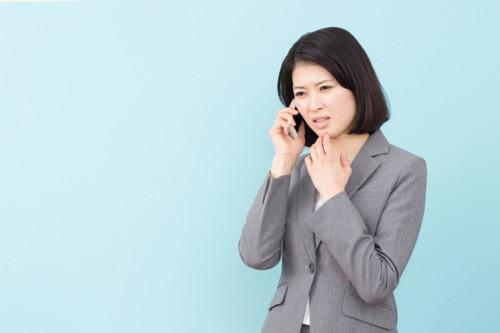 電話 不安