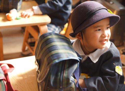 幼稚園 参観