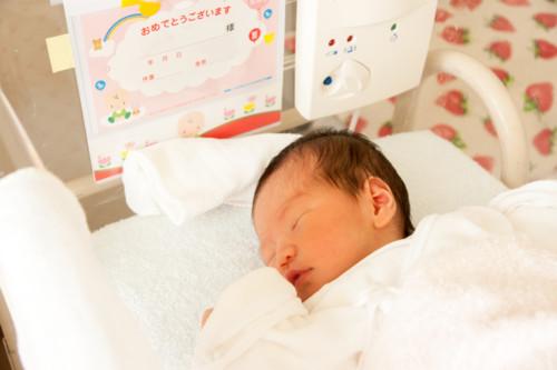 病院 新生児