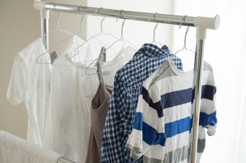 洗濯物 生乾き