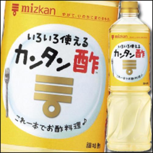 ミツカン カンタン酢1L×1ケース(全12本)