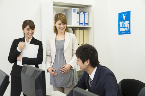 妊婦 仕事