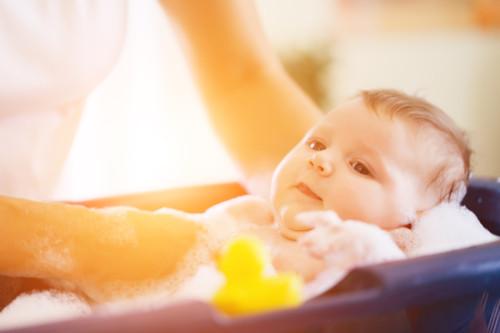 お風呂 赤ちゃん