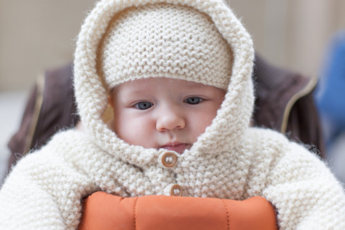 防寒 赤ちゃん