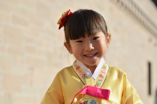 韓国人 女の子