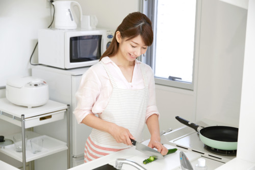 キッチン ママ
