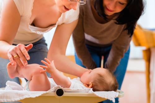 新生児 計測