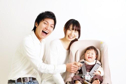 家族 赤ちゃん