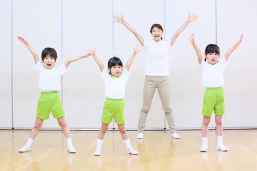 子供 運動