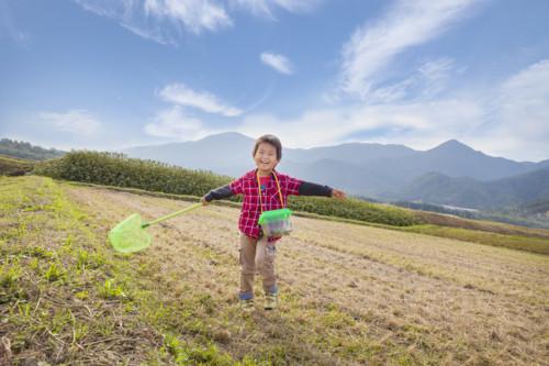 田舎 子供