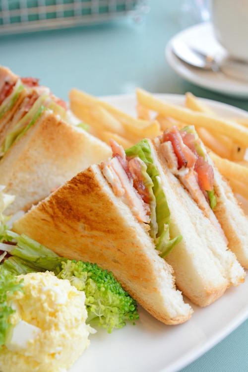 8.サンドイッチまで冷凍保存可能