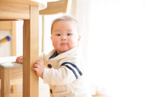 赤ちゃん 7ヶ月