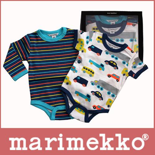 marimekko Kids Puistossa ロンパース ギフトセット