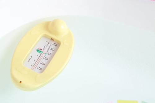 赤ちゃん お風呂 温度