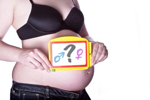 妊婦 性別