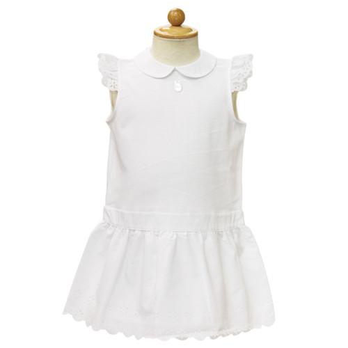 ベビーディオール Baby Dior フレンチスリーブ ワンピース
