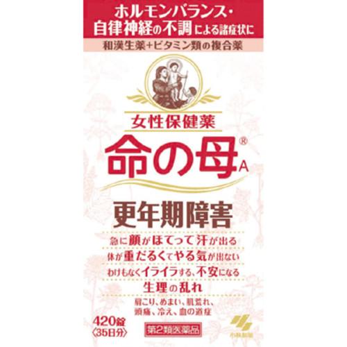 【第2類医薬品】小林製薬 命の母A 420錠
