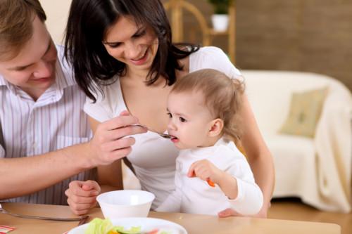 赤ちゃん 食事