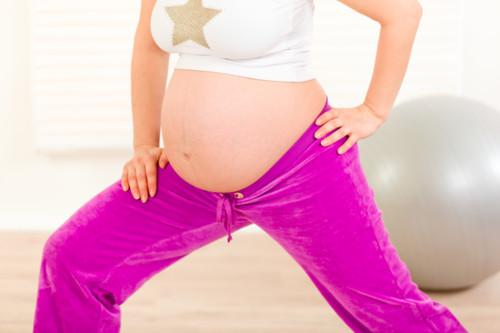 妊婦 ストレッチ
