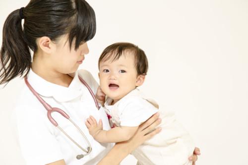 診察 赤ちゃん