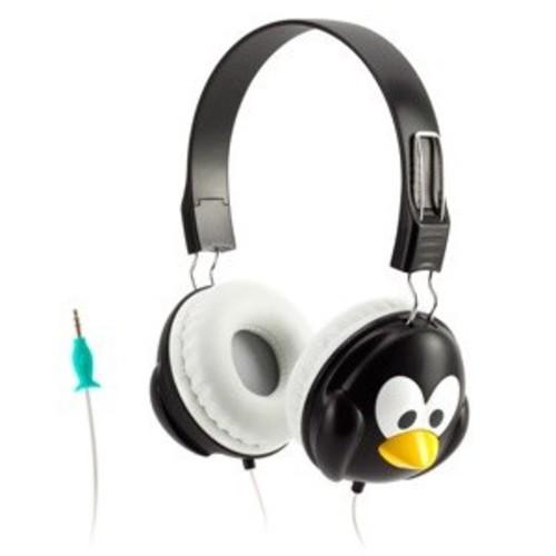 Griffin(グリフィン) Kazoo Headphones - Penguinペンギン キッズヘッドホン