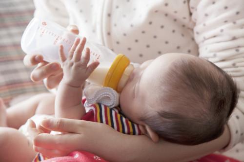 ミルク 赤ちゃん