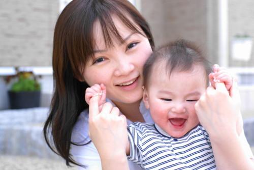 赤ちゃん 副耳