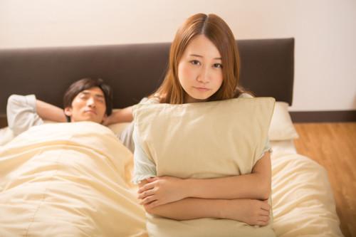 夫婦 ベッド セックスレス