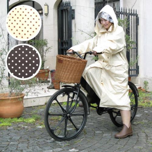 レインコート 自転車 レディース レインウエア