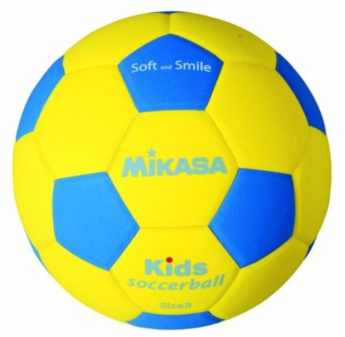 ミカサ サッカーボール スマイルサッカー軽量3号