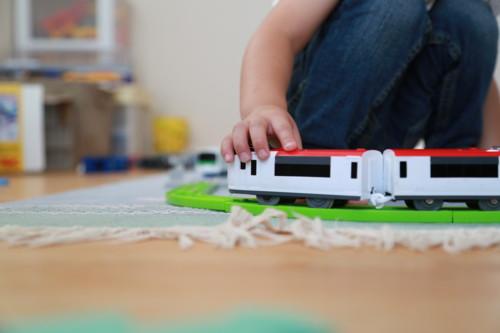 電車 おもちゃ