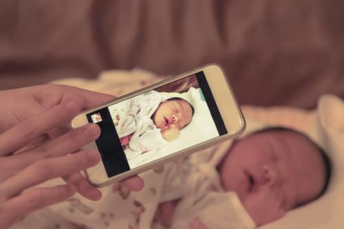 新生児 写真