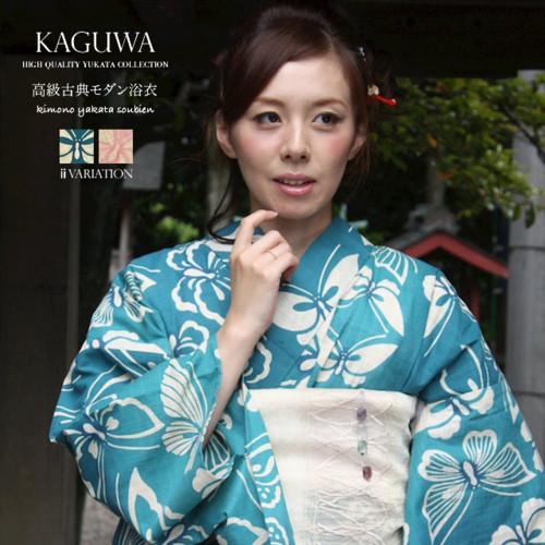 レディース浴衣 KAGUWA