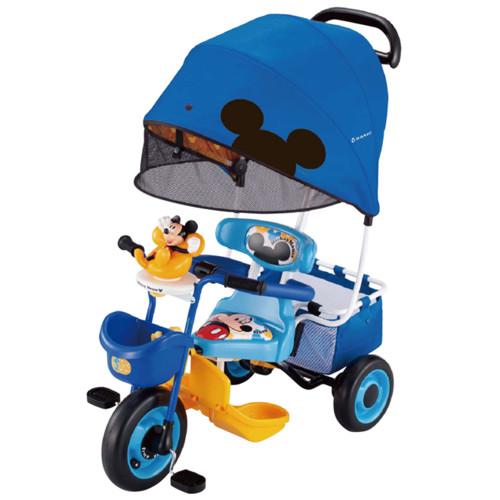 アイベーシック アイデスカーゴドーム三輪車 ミッキーマウス