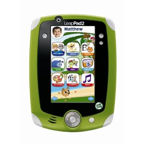 LeapPad2 エクスプローラグリーン