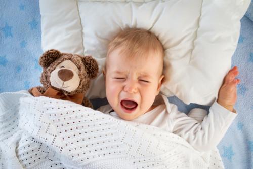 赤ちゃんの熱