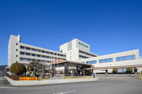 病院 外観