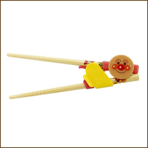 アンパンマン 持ちかた覚え箸 15cm ケース付き 右きき用